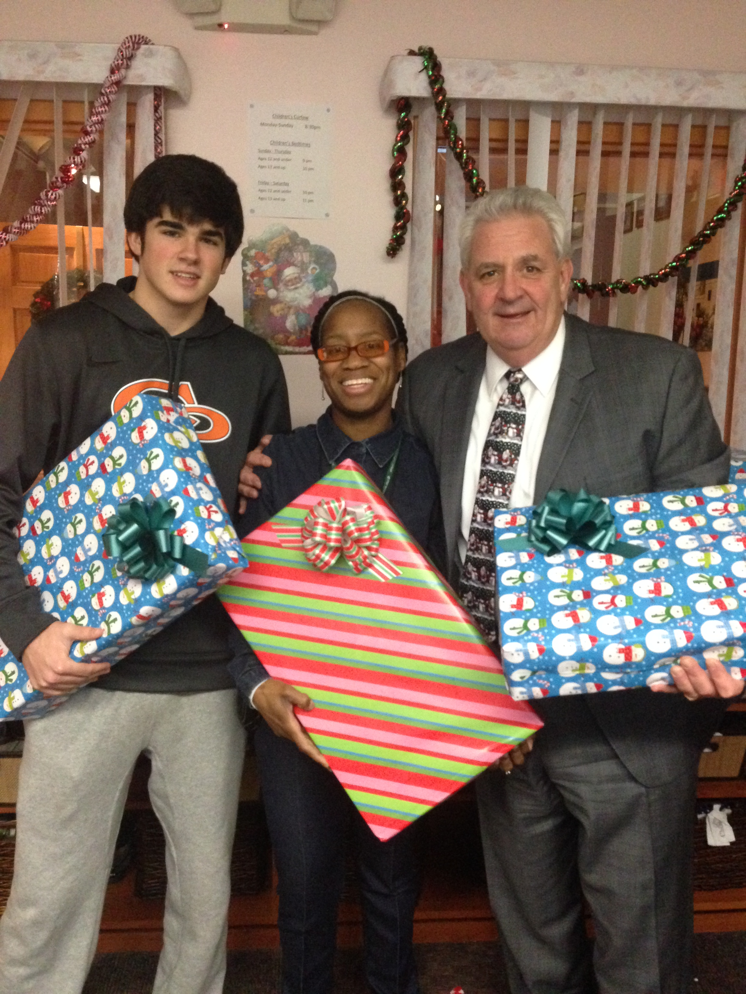 Donor highlights safenet erie pa for Michaels craft store erie pa